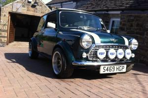 1998 rover mini cooper sport  Photo
