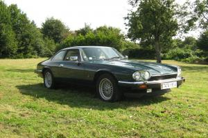 1993 JAGUAR XJ-S 4.0 AUTO GREEN FACELIFT MODEL