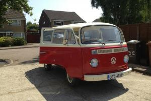VW Wolkswagen T2, BAY WINDOWS, CAMPER VAN