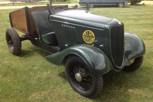 SHOW WINNER...FULLY RESTORED TO THE HIGHEST STANDARD....ALLAN TAYLOR vehicle.  Photo