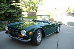 TRIUMPH:TR6 TOTAL RESTORATION Photo