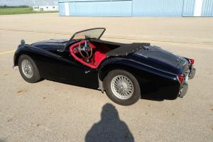 1962 Triumph TR3B Roadster, completely restored