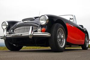 1967 Austin Healey 3000 Mark III BJ8 Phase II: Striking and Mechanically Strong