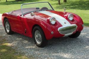 1960 Austin Healey Sprite Bugeye Photo