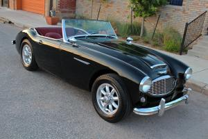 1958 Austin Healey 100/6 Roadster.  Fully Restored and in amazing condition.
