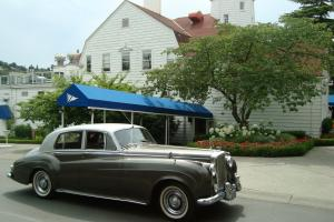 1962 BENTLEY S2 Saloon, Low Mileage, RHD, V8, Charcoal/Silver over Red Leather!!