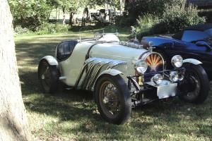 bugatti kit car vw engine great condition ,lots of chrome strong running engine