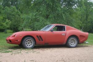 Ferrari 250 gto replica built on datsun 260 Z chassis