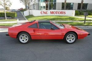 1985 Ferrari 308 GTS Rosso Corsa / Major Service Just Completed / A Must See