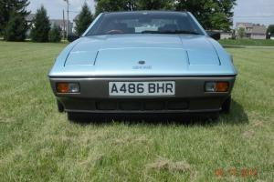 1983 Lotus Excel Sports Car