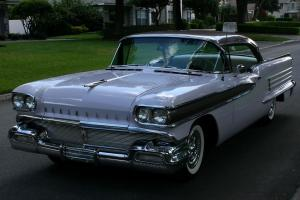 BEAUTIFUL LOW MILE RESTORED - 1958  Oldsmobile Holiday 88 Coupe - 49K ORIG MI