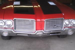1972 Oldsmobile Cutlass S Numbers Matching