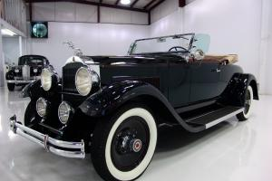 1931 PACKARD 833 CONVERTIBLE ROADSTER FULL ORIGINAL SIDE CURTAINS!
