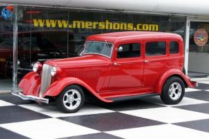 33 Plymouth Sedan Street Rod 350 Chevy Turbo Automatic Photo