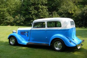 1934 Plymouth Restored