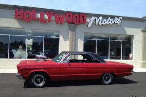 1966 Plymout Sports Fury SHOW CAR !!! 440 V8 DUEL QUADS MINT !!!