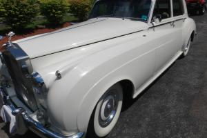 Vintage Rolls Royce 1962 Silver Cloud II Second Owner Beautiful Restoration