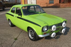 Ford Escort mk1 (mexico replica)