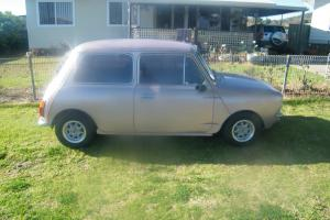 Leyland Mini 1976 2D Sedan 4 SP Manual 998 CC Carb in Northern, NSW  Photo