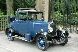 1930 MORRIS Cowley Doctors Coupe BLUE/BLACK