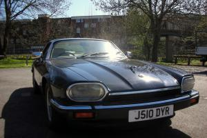 1991 JAGUAR XJ-S 4.0  Photo