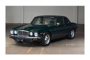 1976 Jaguar XJ6C, Series II 20k Miles, CA Car, BRG and Tan, Fantastic Survivor!! Photo