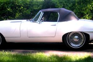 1970 Jaguar XKE Roadster Convertible Photo