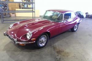 1971 Jaguar E-Type XKE V12 5.3L Photo