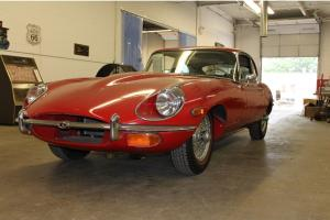 1969 Jaguar XKE Series II