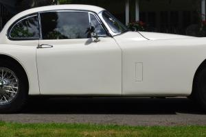 Jaguar 1958 XK150 Photo
