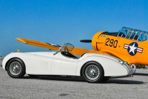 1952 Jaguar XK120 OTS Photo