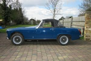 Excellent MG Midget  Photo