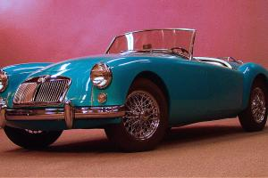 MGA roadster, complete resto Photo