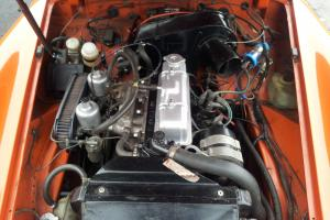 MG Midget 1500, Exceptional Condition, Part Frontline Conversion