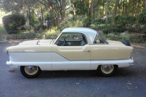 1957 Nash Metropolitan SUPER NICE CONDITION 2 Tone Paint All Original Car KOOL