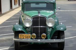 1932 Nash 4 door Model 1070 Staight 8