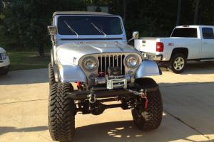 1983 Jeep CJ7 Renegade, CJ5, YJ, TJ,JK Photo