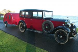 ROLLS ROYCE 20/25 LIMO thrupp / maberly  Photo