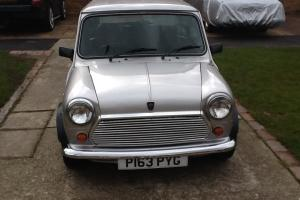 Classic Rover Mini  Photo