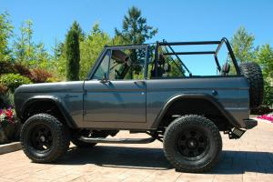 1966 Bronco with 351 Windsor Full Restore by Urban Gears LLC.