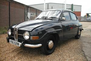 1977 SAAB 96 L V4 BLUE EXCELLENT CONDITION