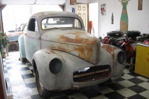 1941 WILLYS COUPE ALL STEEL