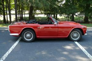 1967 Triumph TR4A IRS with Overdrive Photo