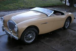 Classic and Rare  Austin Healey 100 4