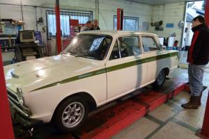 1965 Lotus Cortina Photo