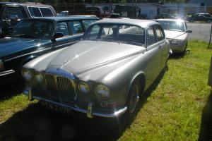 1967 Daimler Sovereign 4.2  LEFT  Hand Drive
