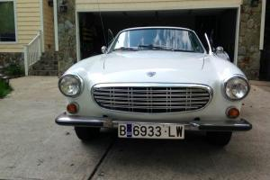 1966 Volvo P1800s in Excelent Mechanical and body Shape California car - NO RUST