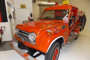 1980 Toyota Land Cruiser FJ56 Super rare Fire engine collector quality original