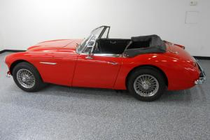 1966 Austin Healey 3000 BJ8 MK. III Photo