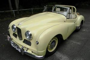 1952 Jowett Jupiter  Photo
